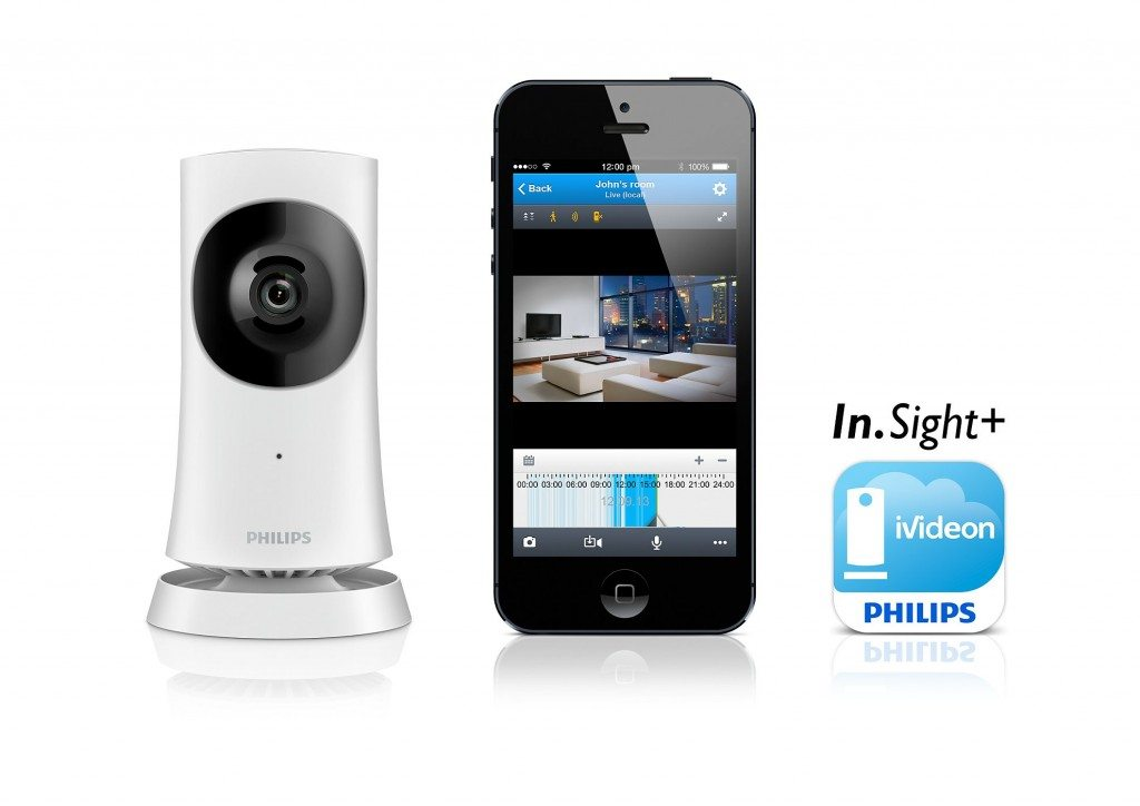 PHILIPS RELEASE NEW WIRELESS CAMERA BASED ON RUSSIAN TECH – The
