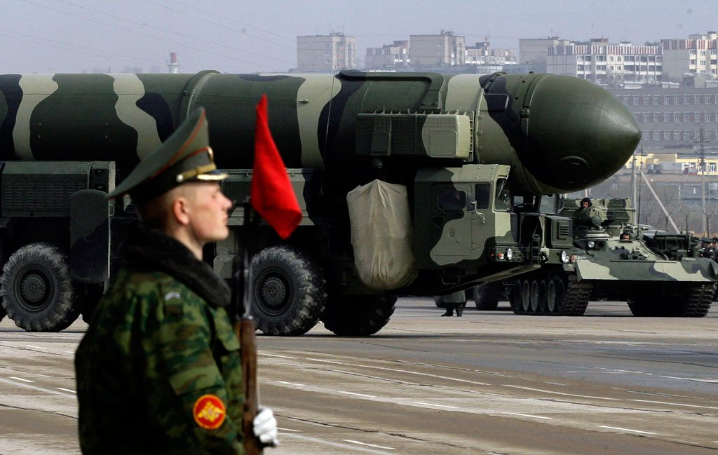 Nuclear Weapons New Russian 25